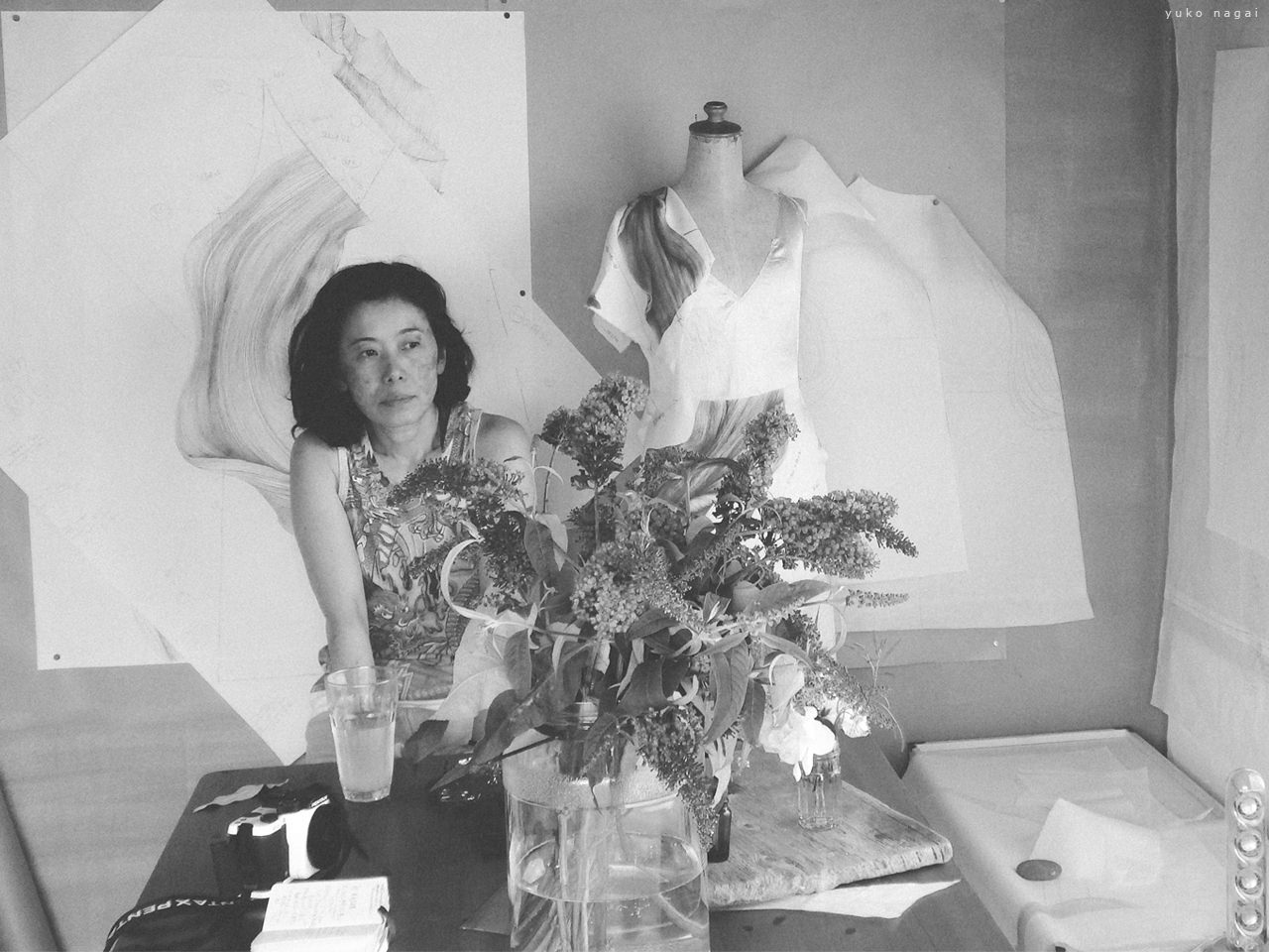 Artist in Studio.