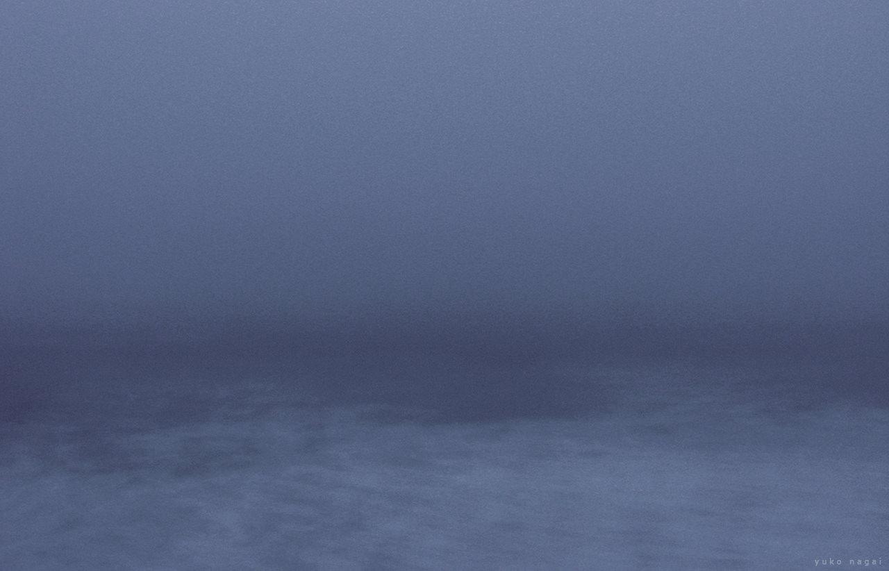 Sea at night.